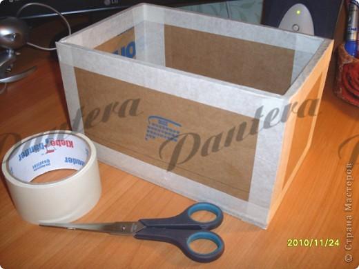 Давно собиралась сделать коробочку для хранения пакетиков со специями. фото 4