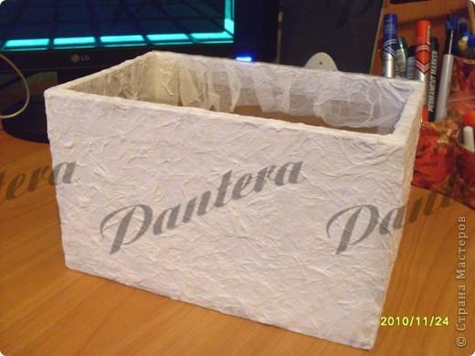 Давно собиралась сделать коробочку для хранения пакетиков со специями. фото 5