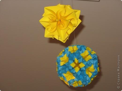 Шарики украшают на рабочий кабинет фото 3
