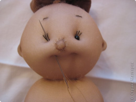 Куклы Мастер-класс Шитьё Радужные пупсы Капрон Тесьма шнур фото 26