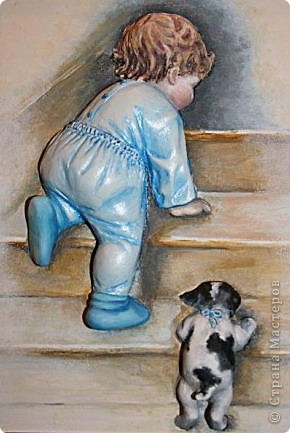 Вот такую считалочку я придумала для своей дочки:  Я по лесенке шагаю И ступеньки называю: Раз, два, три, четыре, пять. Я уже могу считать! фото 1