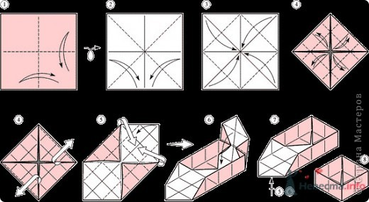 коробочка в розовом стиле фото 4