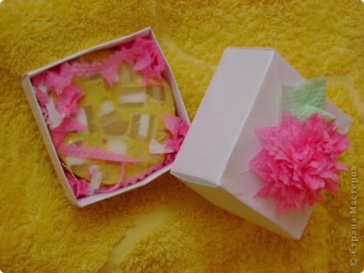 коробочка в розовом стиле фото 1