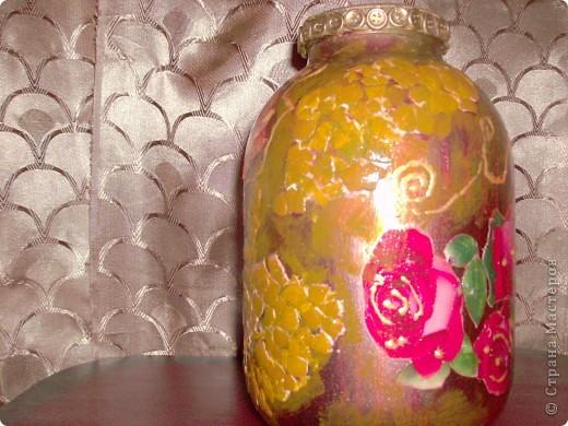Часто летом возникает необходимость в большой устойчивой вазе. Почему бы не пошутить? фото 3