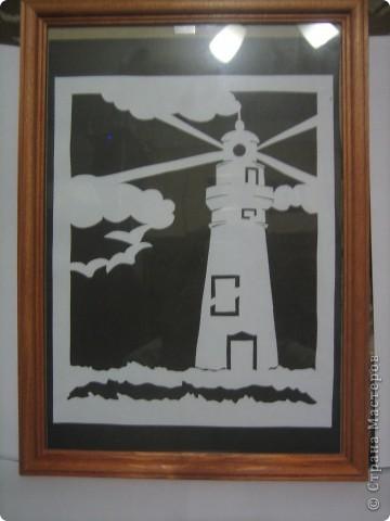 Старый маяк. фото 1