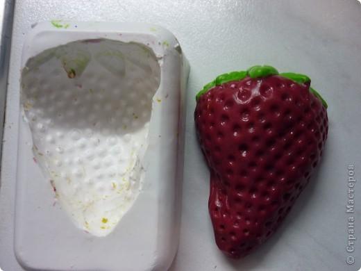 Вот, что мы хотим получить-красивое мылко в виде пирожного. фото 4