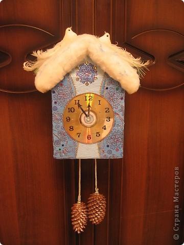 Вот такие часики будут отмерять время, оставшееся до Нового Года фото 6