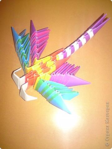 Первые мои работы в модульном оригами) фото 2