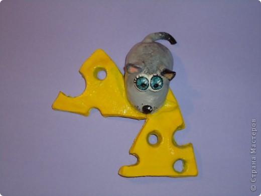 Мышка-нарушка(с коротким хвостиком)