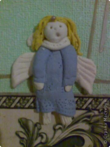 Ангелок из мукасоли