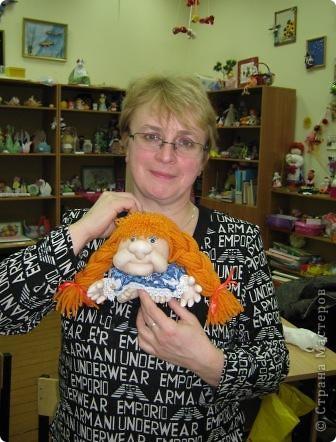 Шьем куклу на удачу. фото 2