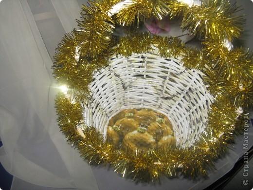 Новогодняя корзина. фото 2