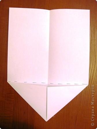 """15 декабря в нашей школе будет проходить семинар, где я должна буду показать МК на тему """"Изготовление открытки с элементами оригами"""".  Вот такую открыточку я изобрела. фото 14"""