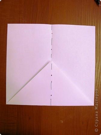 """15 декабря в нашей школе будет проходить семинар, где я должна буду показать МК на тему """"Изготовление открытки с элементами оригами"""".  Вот такую открыточку я изобрела. фото 15"""