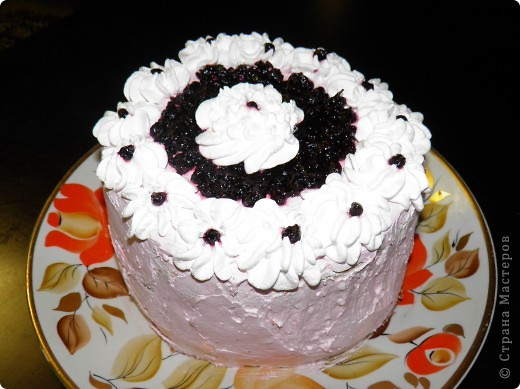 Вот такие тортики были у меня на дне рождения:) фото 3