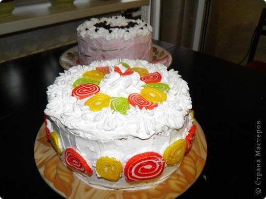 Вот такие тортики были у меня на дне рождения:) фото 2