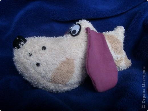 Материал: ненужное полотенце! Шьется легко и быстро. Выкройку смотрите ниже. фото 2