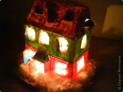 Вот такой новогодний подарок сделал Свинарев Никита сегодня в кружке. фото 3