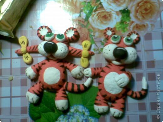 тигрятки