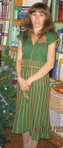 Платье из журнала Diana фото 2