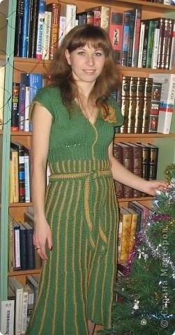 Платье из журнала Diana фото 1
