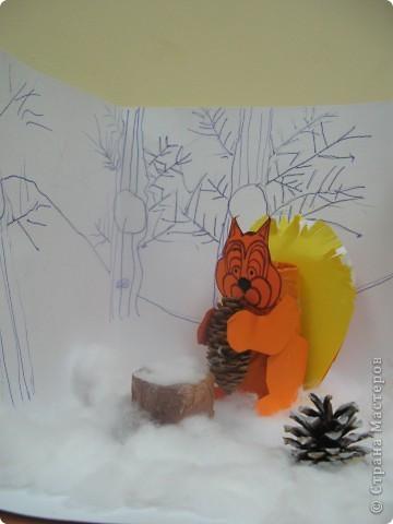 Зимний лес фото 4