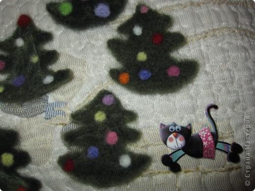 Коты в ельнике фото 3