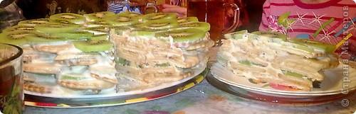 Фруктовый торт фото 3