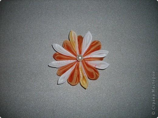 Цветочек  теперь вместе со шторой фото 2