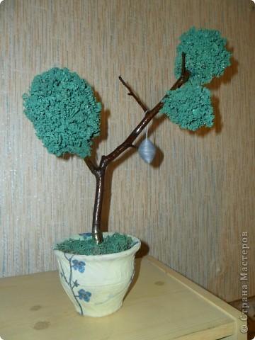 Дерево по мастер-классу Zaimar