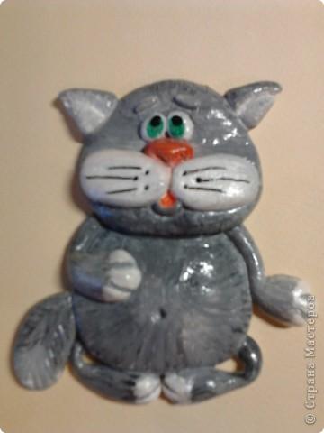 Рыжик) пока что единственный котик в рамочке) фото 2