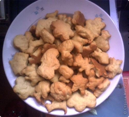 Хворост и печенье из рассола фото 2