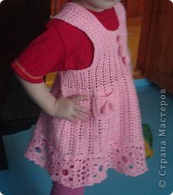 Платье для дочери