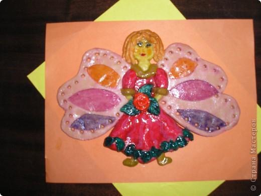Бабочка  - Ангелочек фото 1