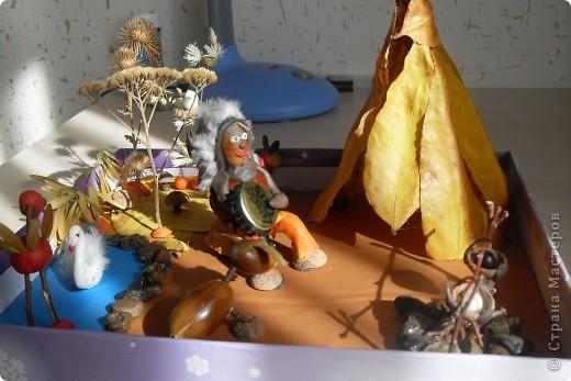 Осенняя фантазия 2010 г. фото 1