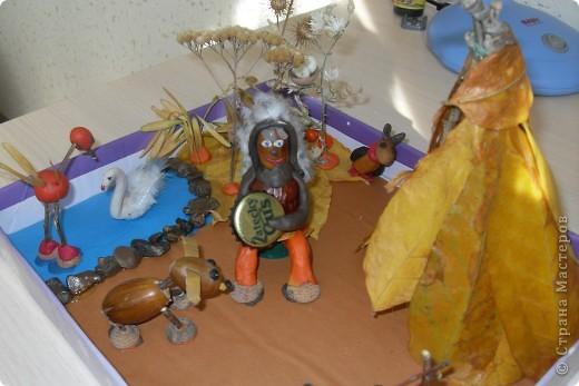 Осенняя фантазия 2010 г. фото 2