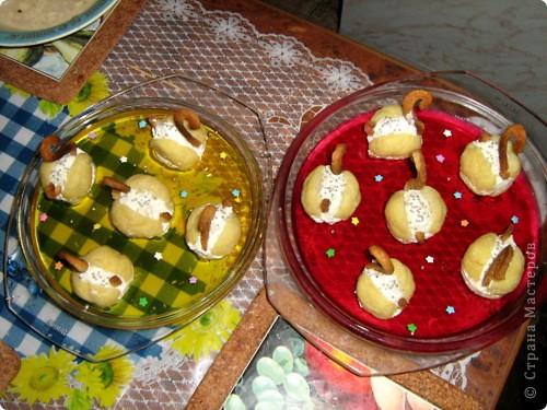 """Фирменное блюдо моей мамы """"Лебединое озеро"""" фото 3"""