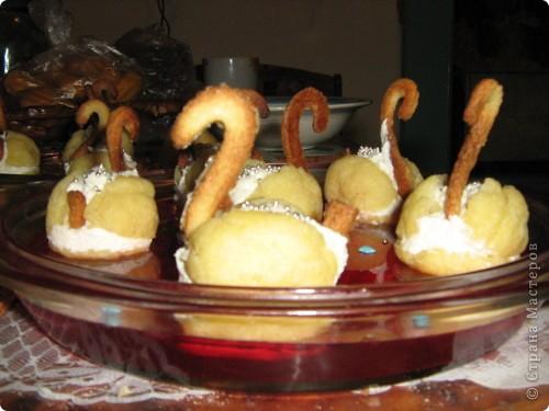 """Фирменное блюдо моей мамы """"Лебединое озеро"""" фото 2"""