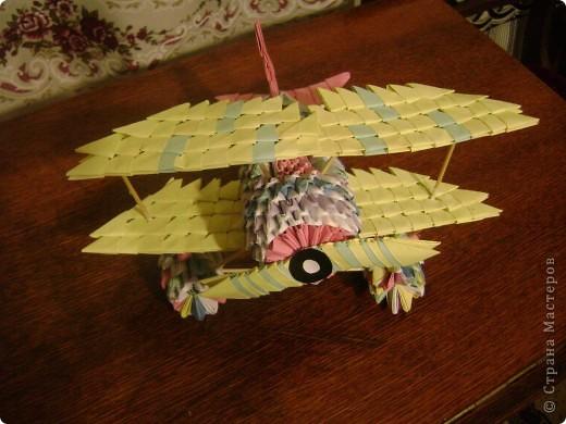 Самолет в подарок