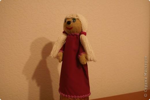 Вот выполнила заказ, игрушки немного похожи на предыдущие, но все же отличия есть)))) фото 7