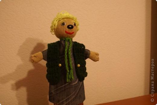 Вот выполнила заказ, игрушки немного похожи на предыдущие, но все же отличия есть)))) фото 8