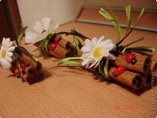Корица и дерево на кухню фото 1