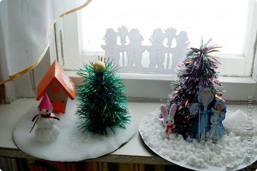 Эти поделки сделали родители моих воспитанников для украшения детского сада к празднику! Вот такие они у нас молодцы! ))) фото 3