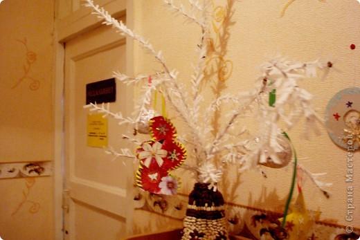 Эти поделки сделали родители моих воспитанников для украшения детского сада к празднику! Вот такие они у нас молодцы! ))) фото 4