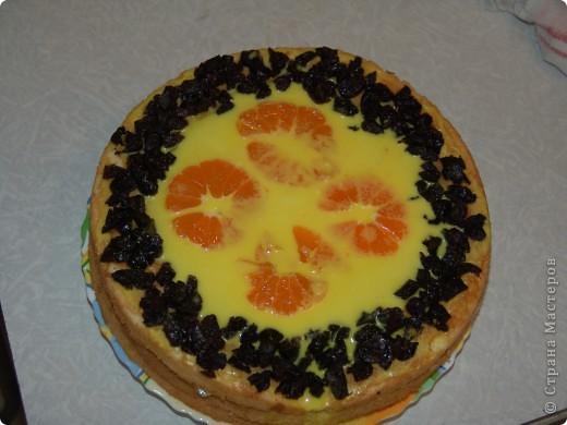 просто тортик))))