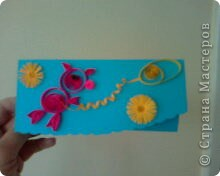 конверт для денег. Фото с мобильного фото 2