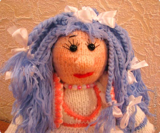 "Кукла ""Мальвина"" фото 2"