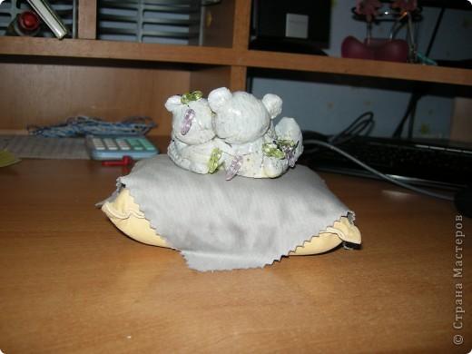 Смотрела на картинку мишек Тедди и подумала, как было бы здорово их слепить... фото 11