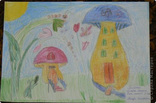 Рисунки детей фото 2