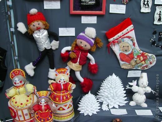 Поездка на выставку детских работ фото 2